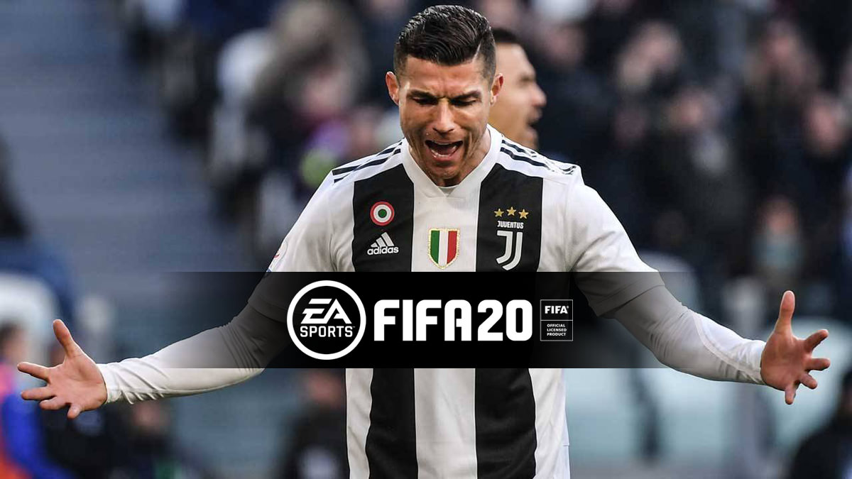 FIFA 20 Will Have Not Juventus Team