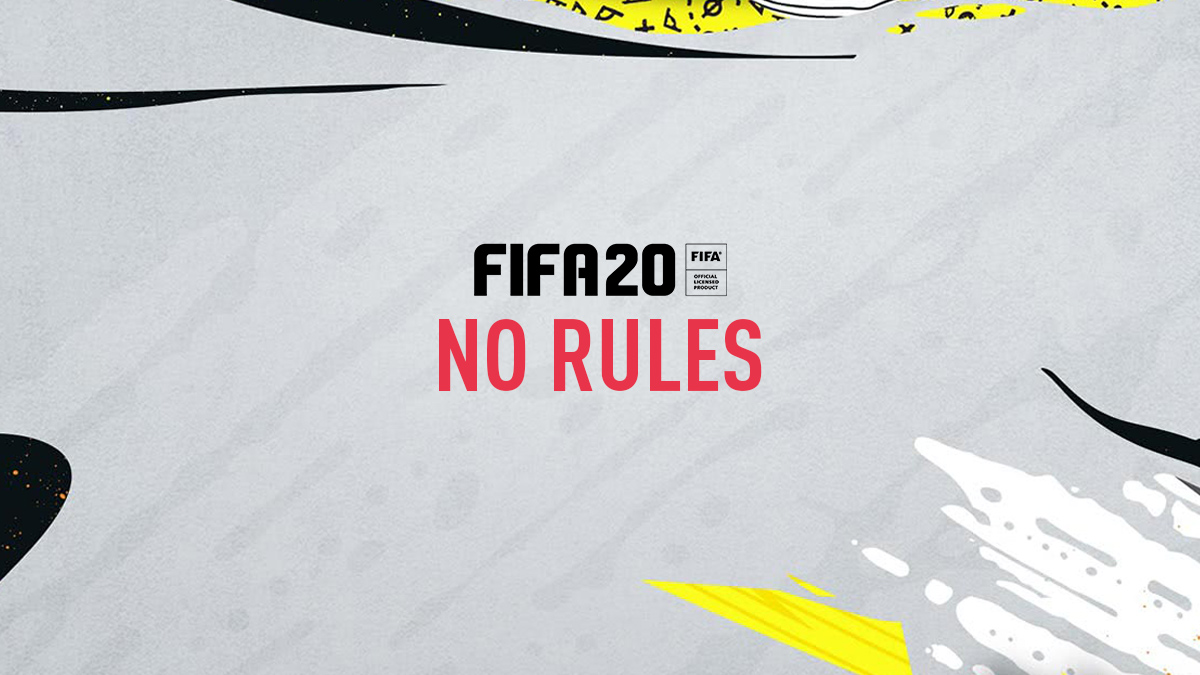 FIFA 20 No Rules Mode