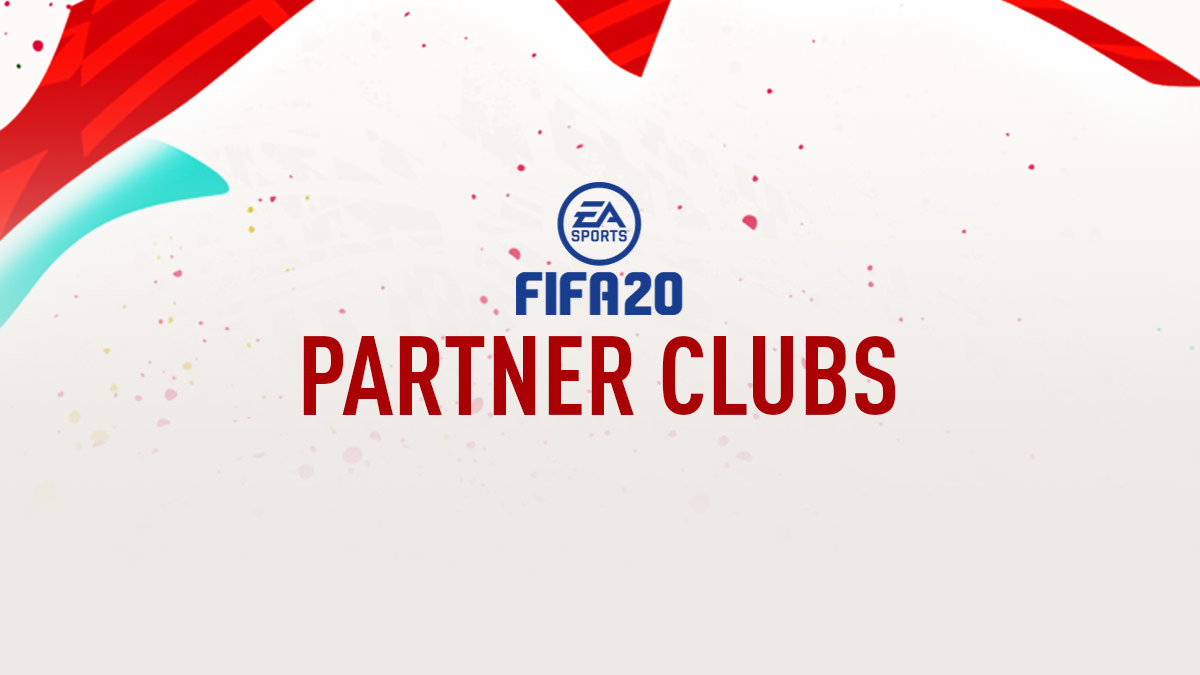 FIFA 20 Partnership