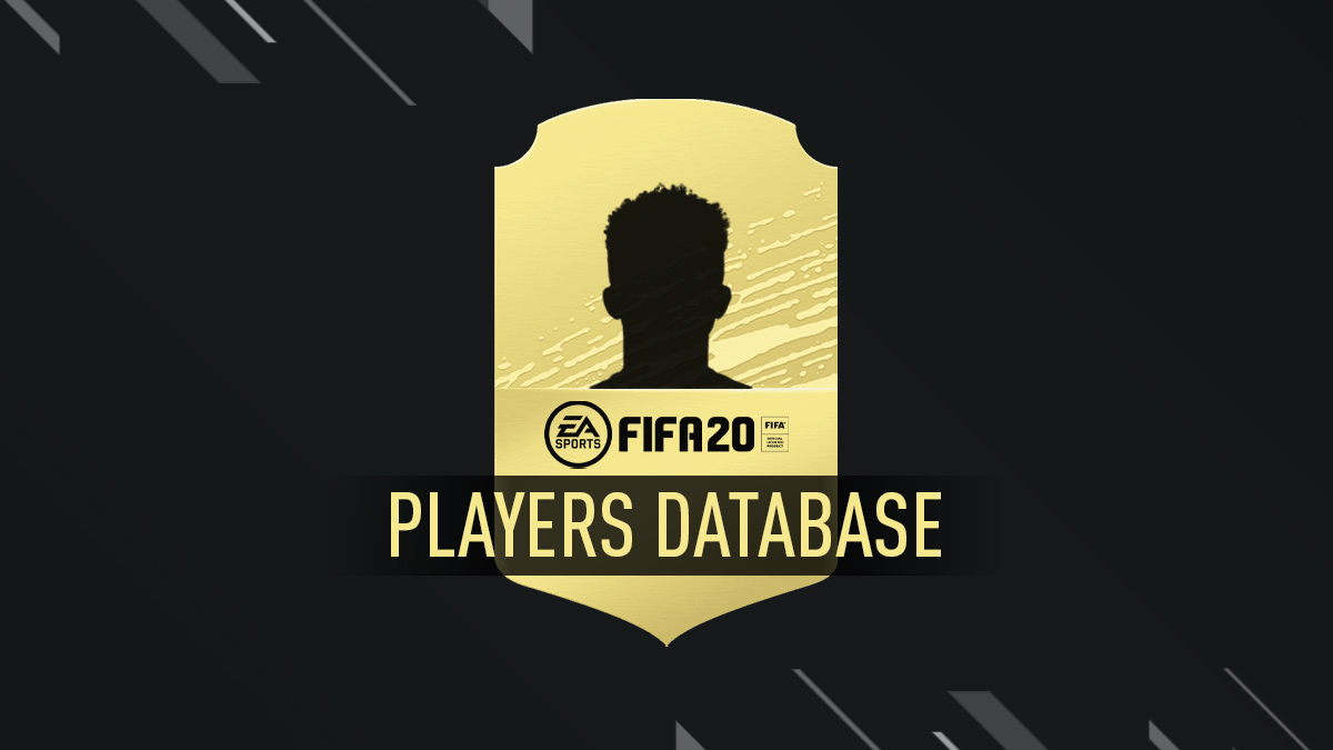 FIFA 20 Players