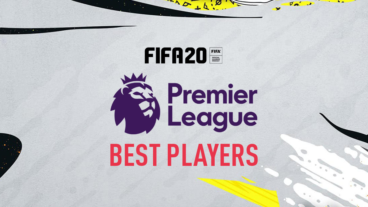 FIFA 20 – Premier League Top Players