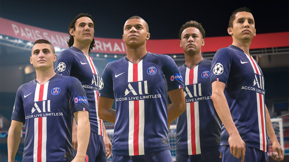 FIFA 20 Paris Saint-Germain