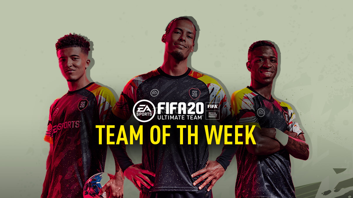 FIFA 20 Team of the Week (TOTW)