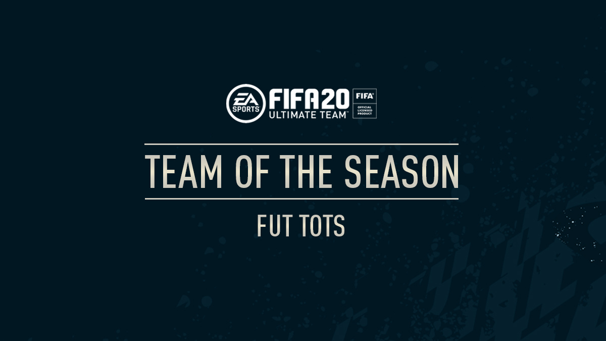 FIFA 20 Team of the Season (TOTS)