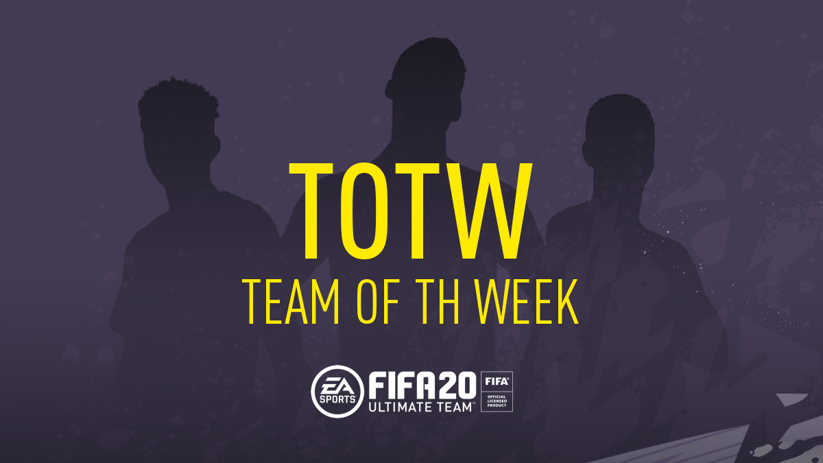 FIFA 20 Team of the Week 45 (TOTW 45)