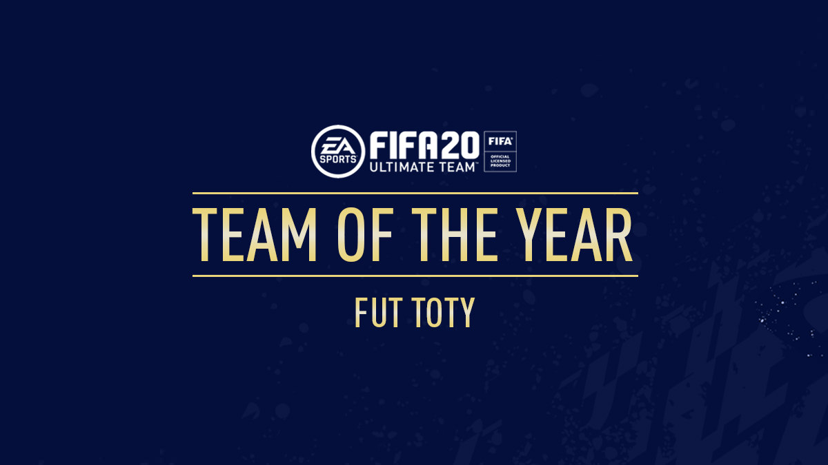 FIFA 20 Team of the Year (TOTY)
