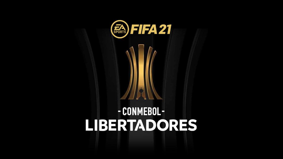FIFA 21 CONMEBOL (CONMEBOL LIBERTADORES) - new teams