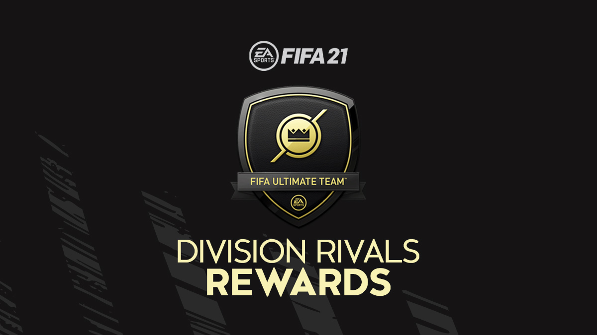 FIFA 21 Division Rivals Rewards (FUT Rivals Rewards)