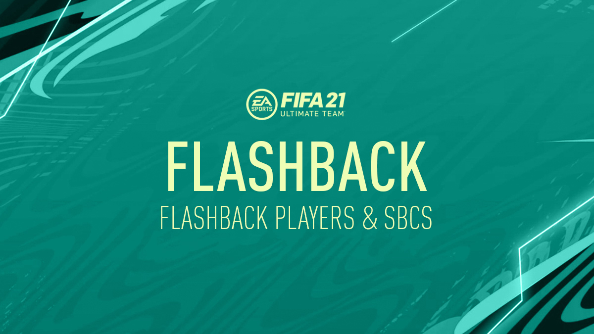 FIFA 21 Flashback Players Guide