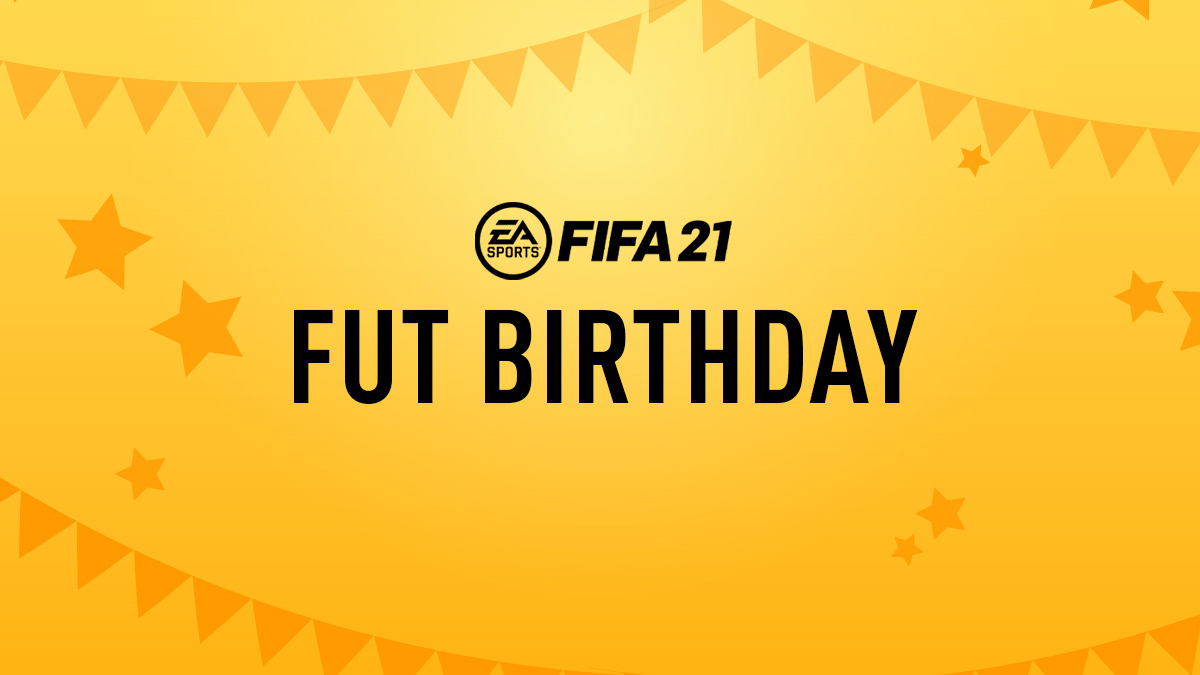 FIFA 21 FUT Birthday