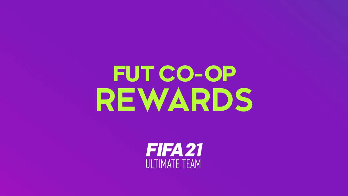FUT Co-op Rewards