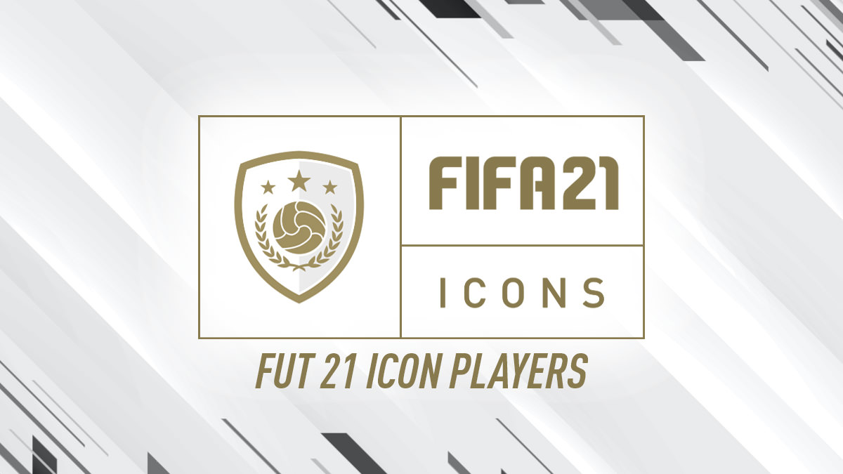 FIFA 21 ICONS – FUT Icon Players