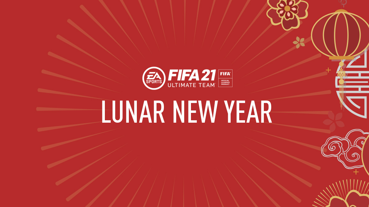 FIFA 21 Lunar New Year (LNY 2021)
