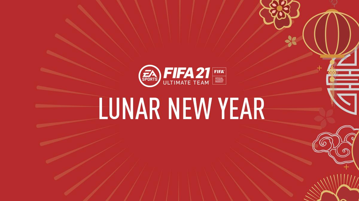 FIFA 21 Lunar New Year (CNY)