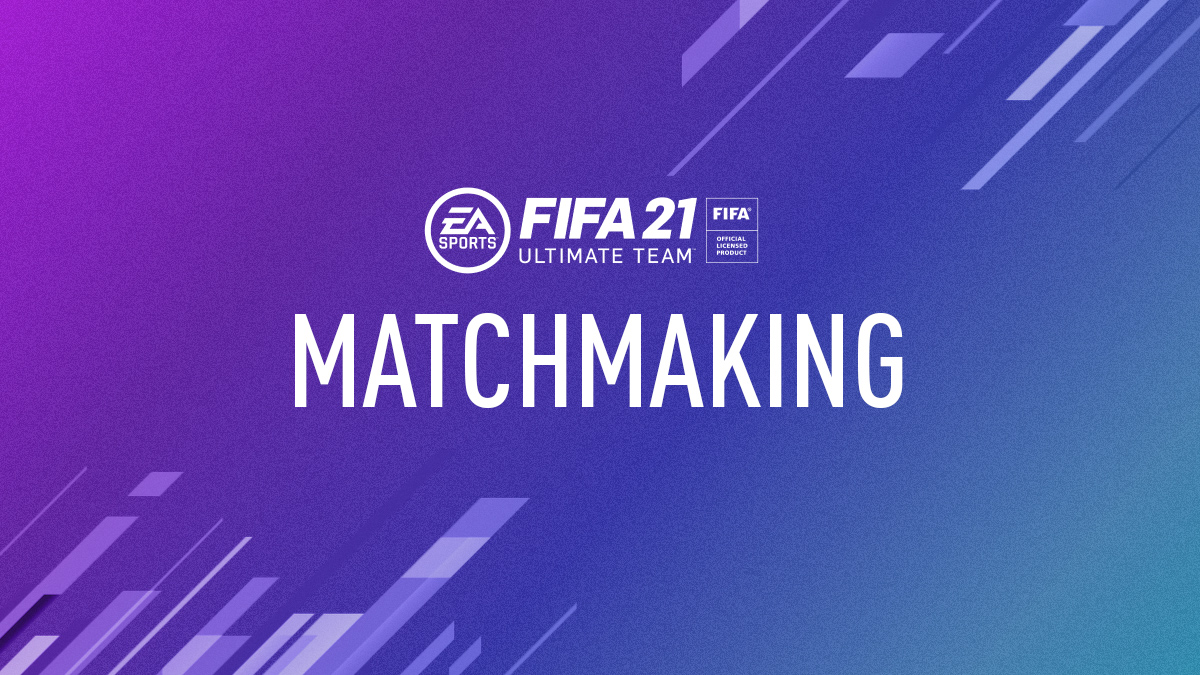 FIFA 21 Matchmaking