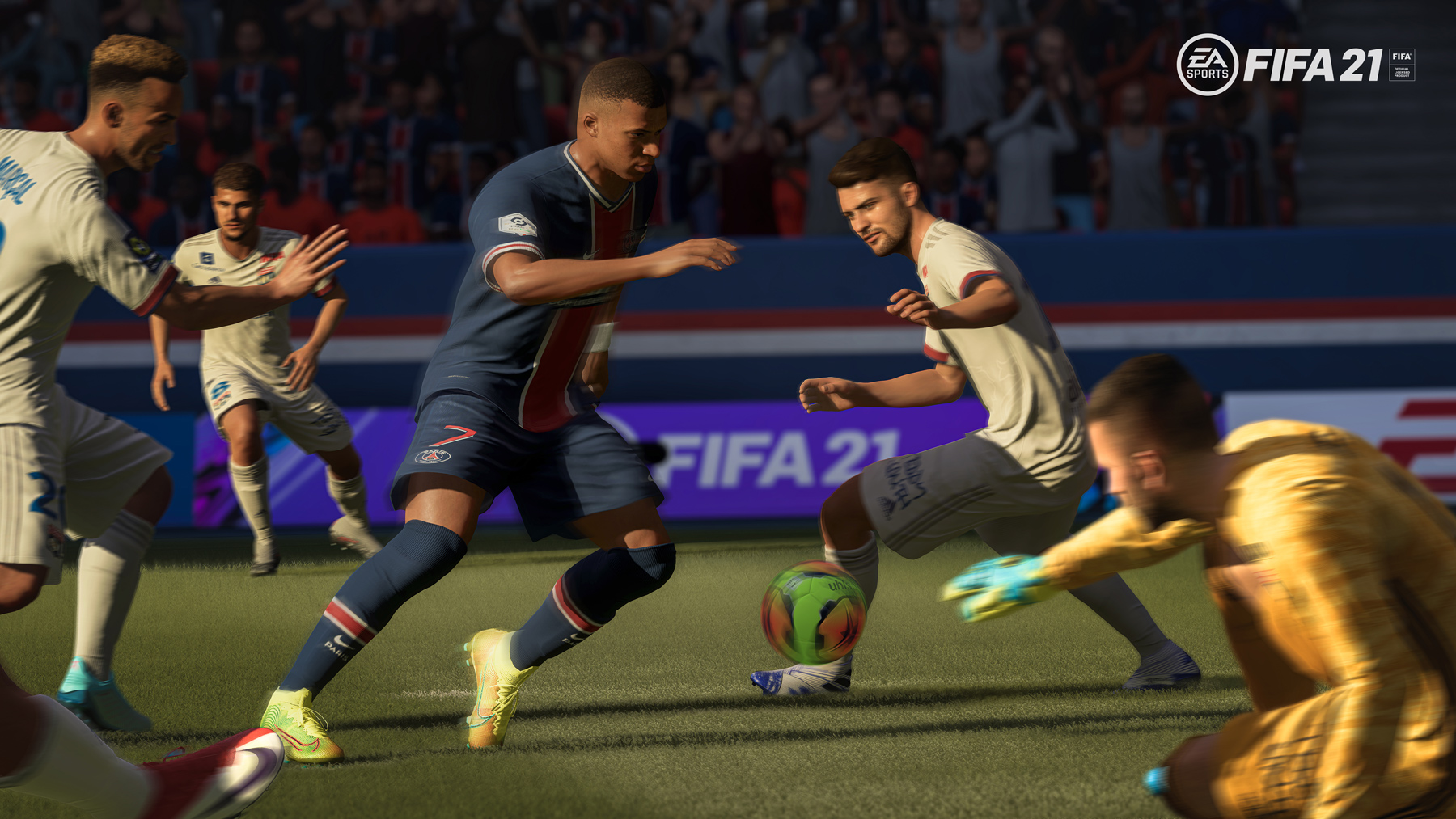 Billedresultat for fifa 21 screenshots