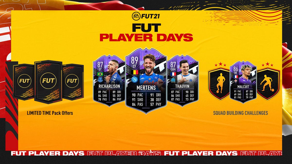 FIFA 21 – FUT Player Days