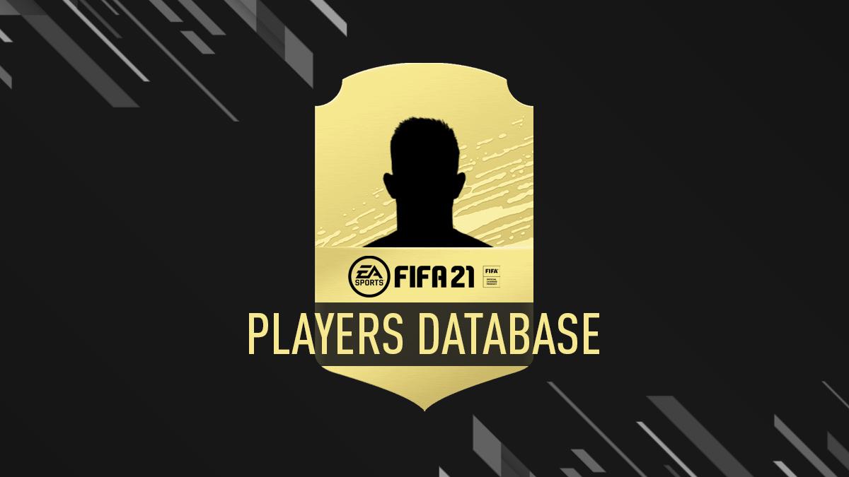 Fifa 21 Players Fifplay