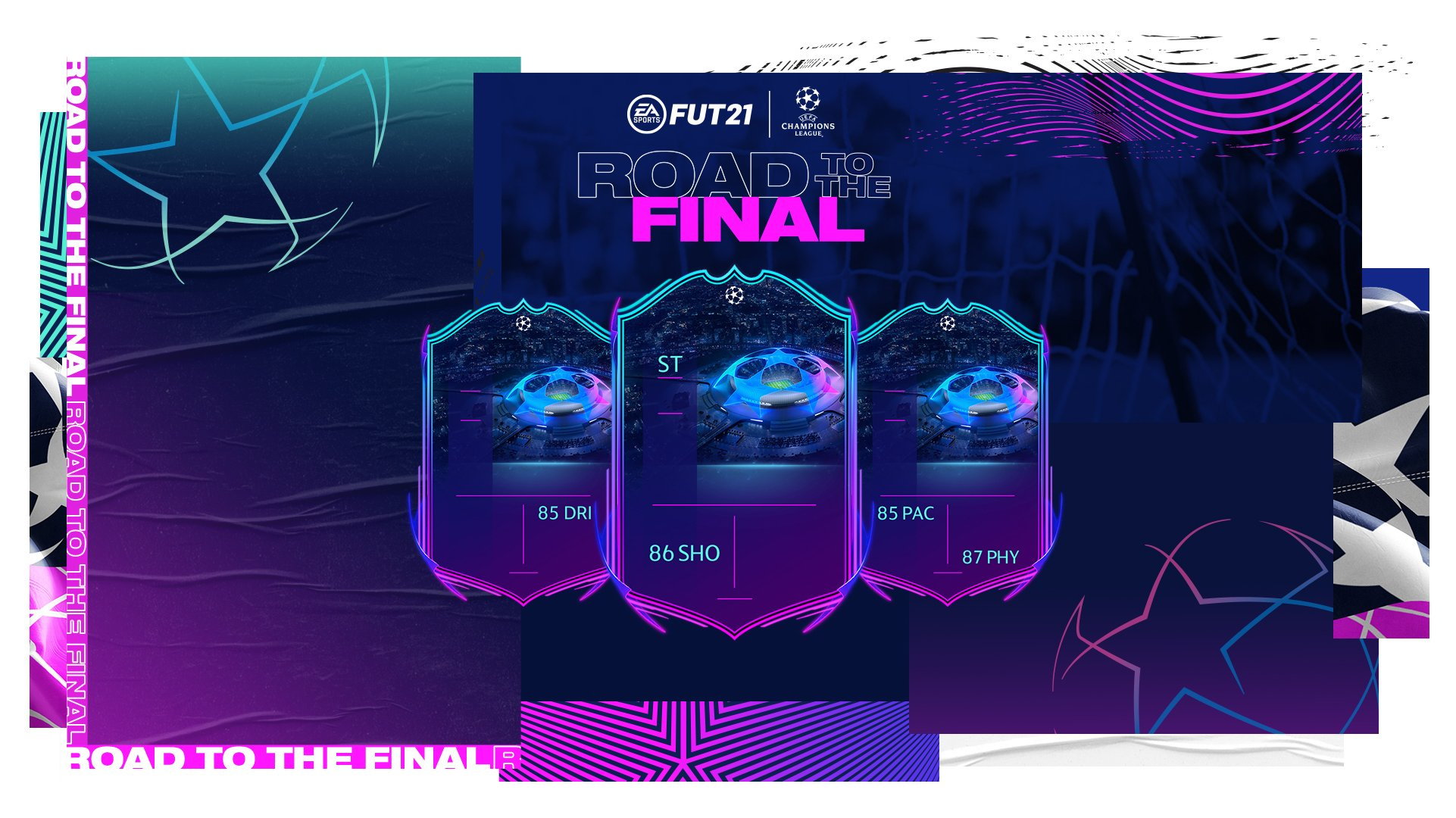 FIFA 21 – Road to the Final (UCL & UEL RTTF)
