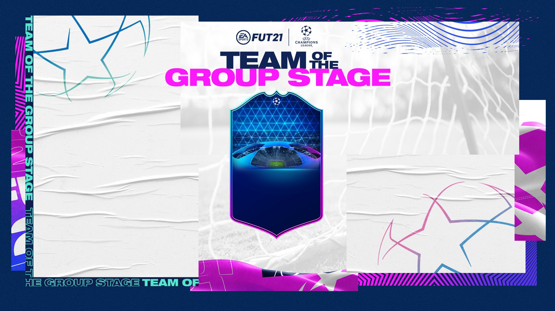 FIFA 21 Team of the Group Stage (TOTGS)