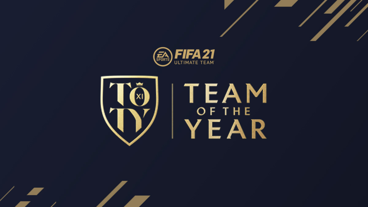 FIFA 21 Team of the Year (TOTY)
