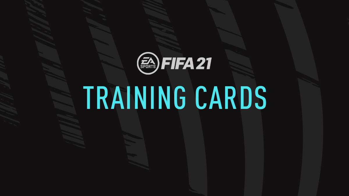 FIFA 21 Training Cards (Players and Goalkeepers)