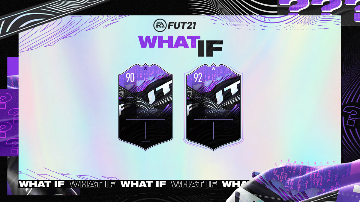 FIFA 21 What If