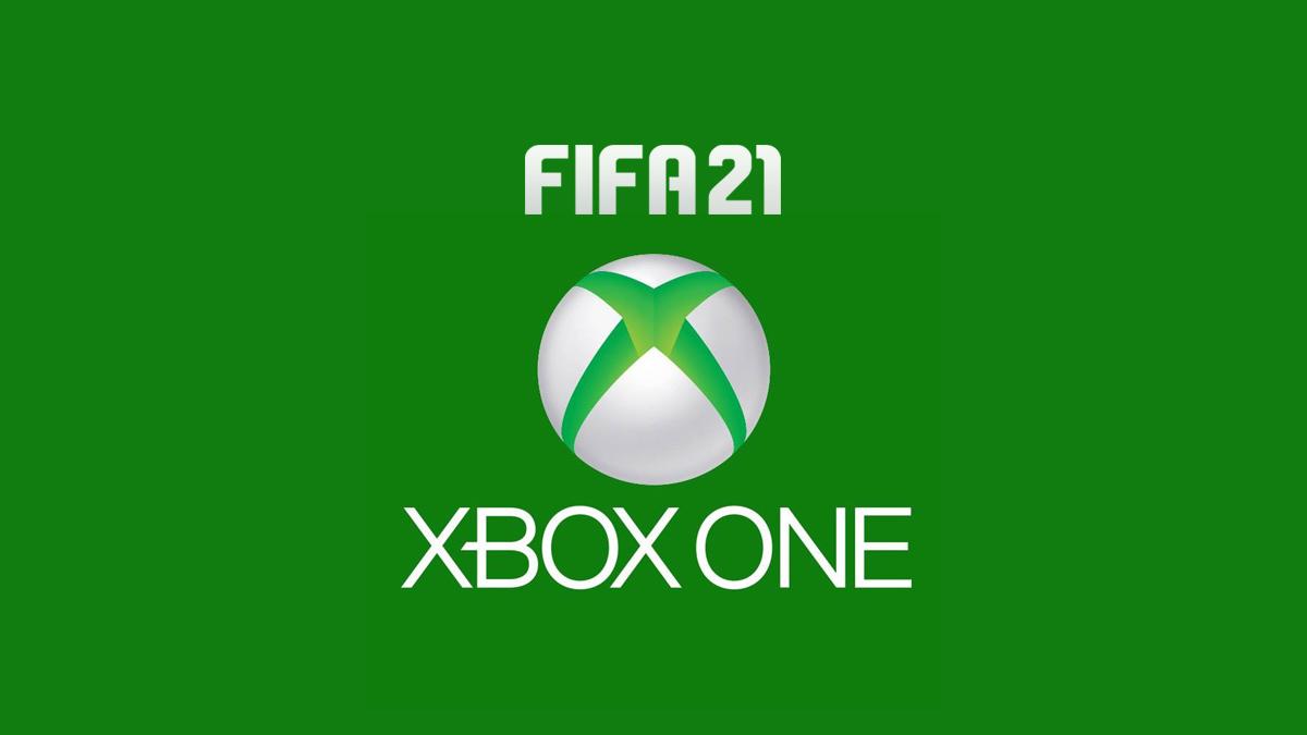 FIFA 21 Xbox One (XOne) – FIFPlay