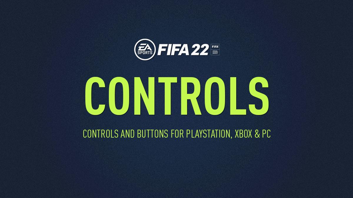 Controles de FIFA 22