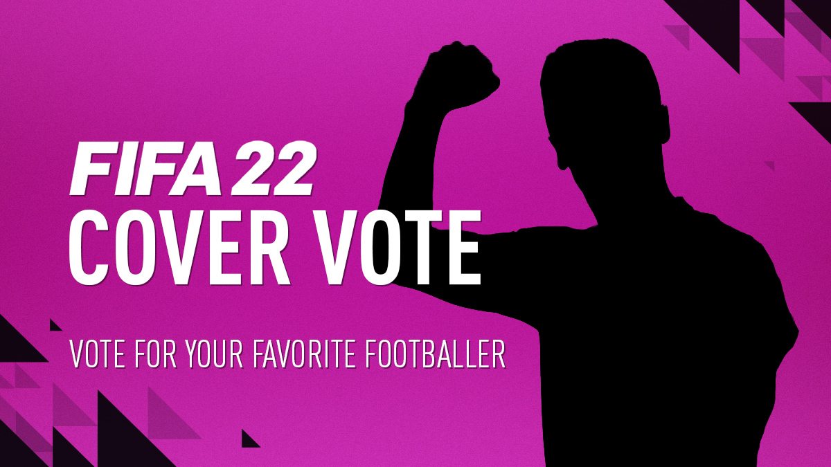 Vote for FIFA 22 Cover Stars