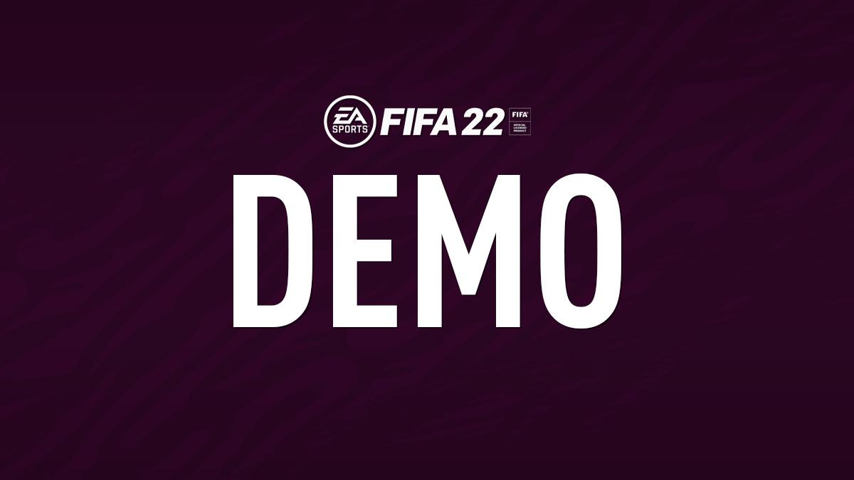 Demostración de FIFA 22
