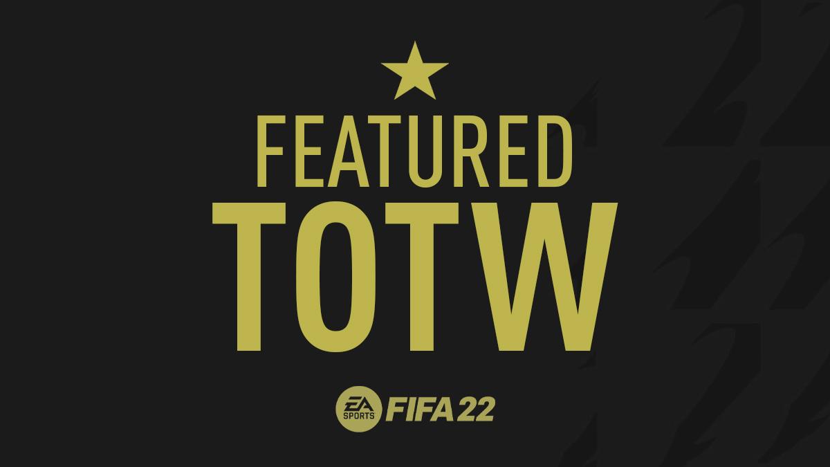 Destacado Equipo de la Semana de FIFA 22