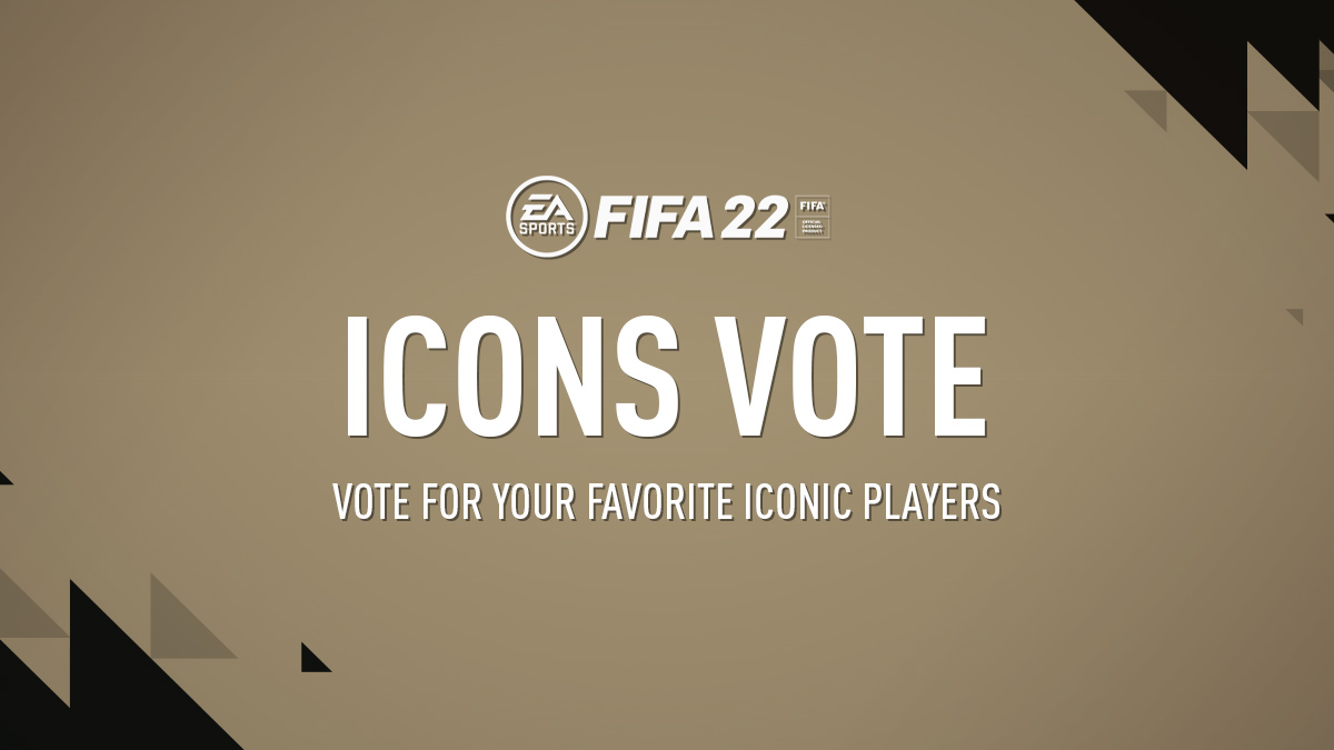 FIFA 22 Icons Vote & Wishlist