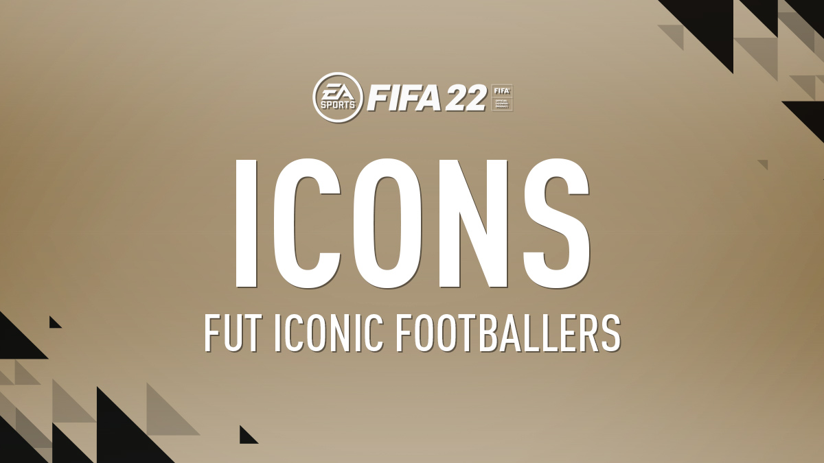 FIFA 22 Icons – FUT Icon Players