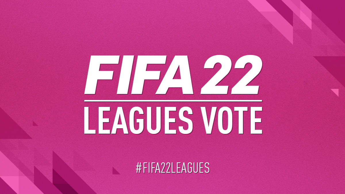 FIFA 22 Leagues Vote