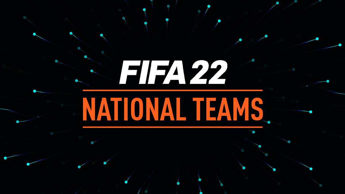 FIFA 22 National Teams