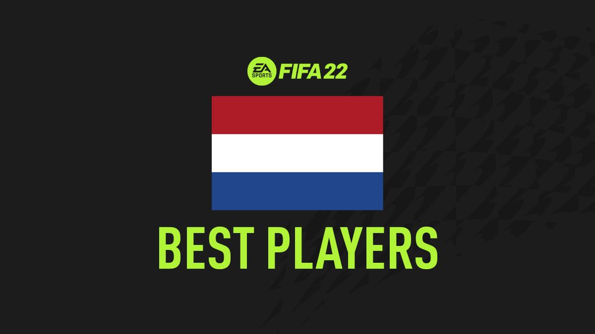 Los mejores jugadores de FIFA 22 de los Países Bajos