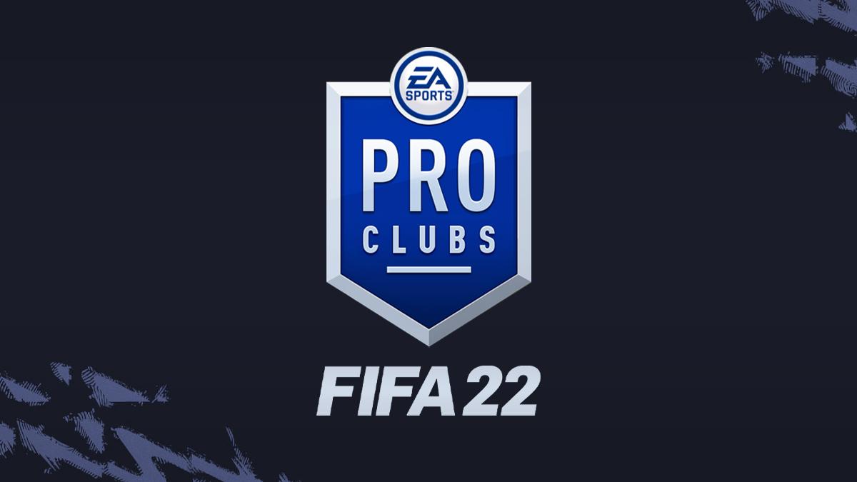 FIFA 22 Pro Clubs – FIFPlay