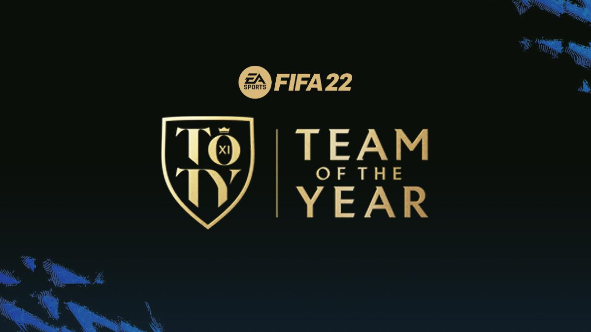 Equipo del año FIFA 22 (TOTY)