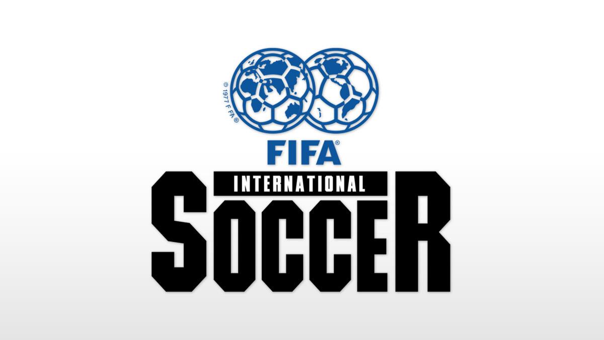 FIFA International Soccer Logo