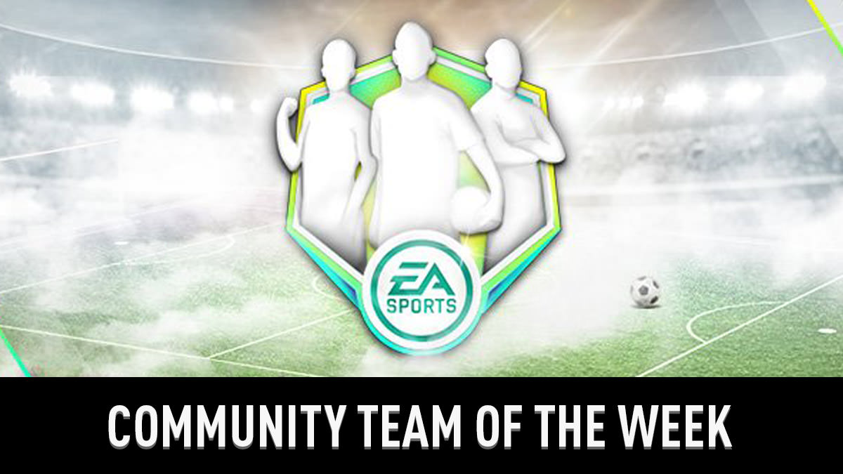 FIFA Mobile – Vs Attack Community Team of the Week Program