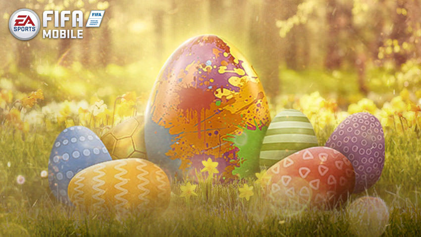 FIFA Mobile Easter Program