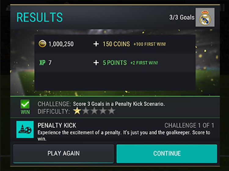 FIFA Mobile Live Events Rewards