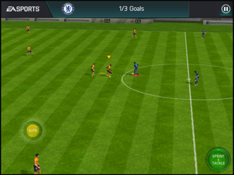 FIFA Mobile Switch Player
