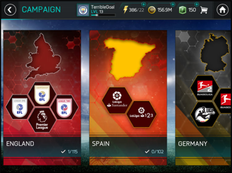 FIFA Mobile Unlocking Campaigns