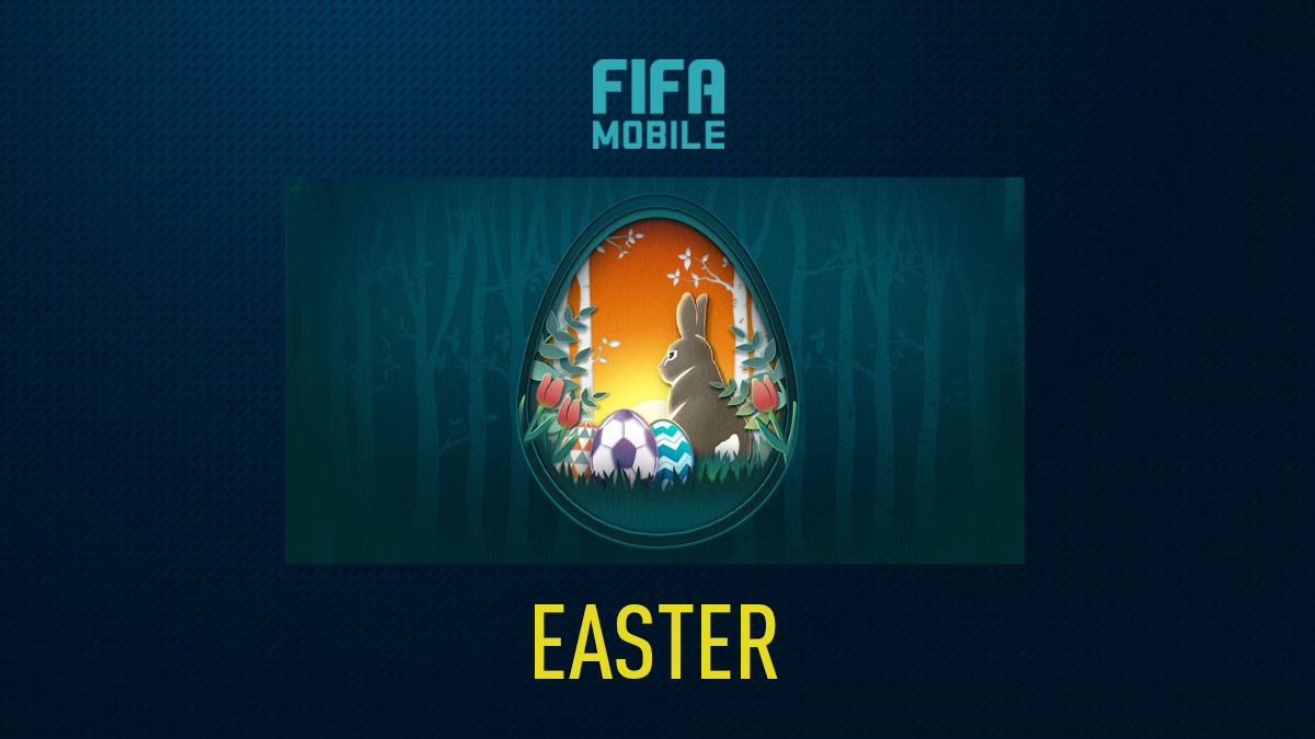Easter event in FIFA Mobile