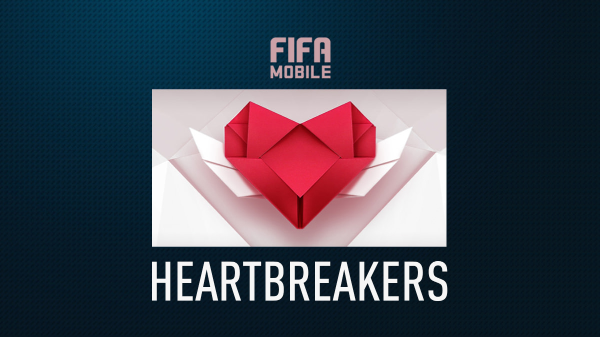 FIFA Mobile Valentine's Day Special Offer