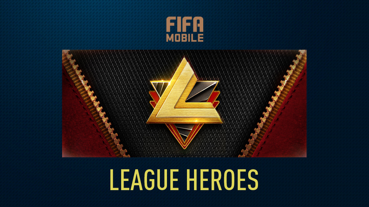 FIFA Mobile – League Heroes