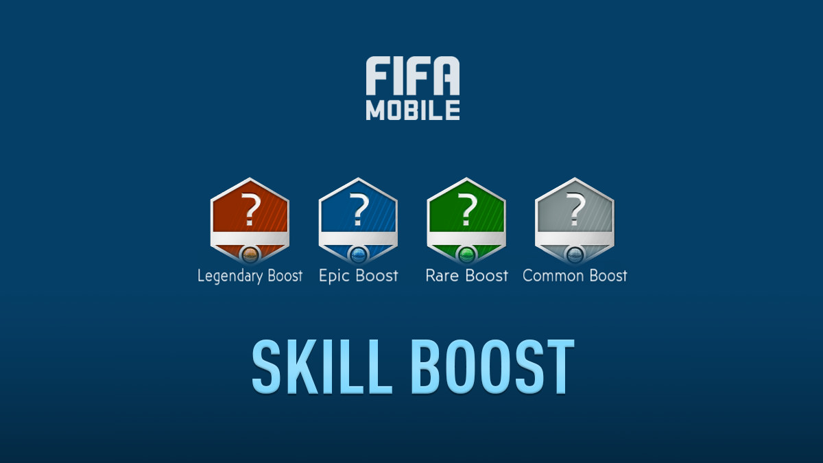 FIFA Mobile Skill Boosts