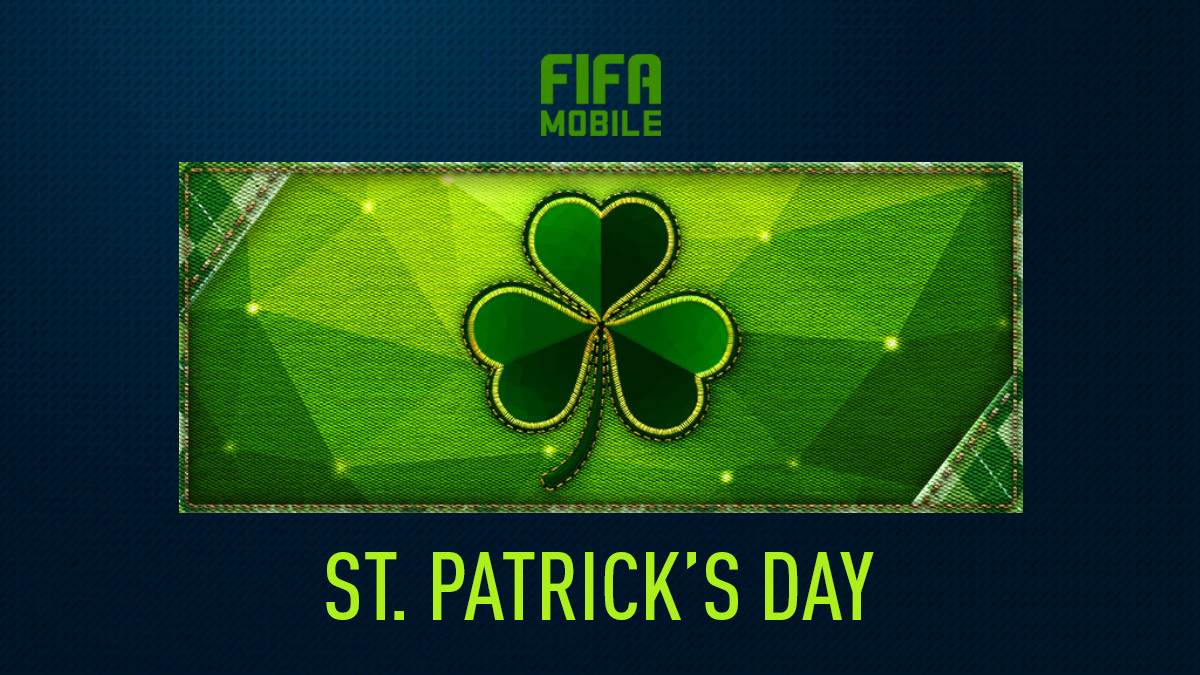 Saint Patrick's Day Event in FIFA Mobile